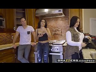 Brazzers baby got boobs the liar the bitch and the wardrobe scene starring aaliyah hadid and S
