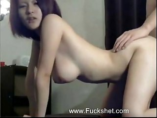 Sexy asian cutie fucked hard watch more full Videos www liboggirls net