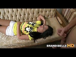 Jackoff unload your cum on me while i sleep brandi belle