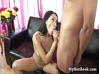 Vicki chase is a sexy asian that was in need of a