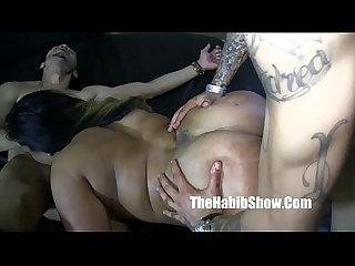 Macana and donny gangbanged thick mixed dominian leona banks freak
