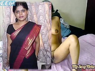 Sexy glamourous indian Bhabhi Neha nair nude porn video