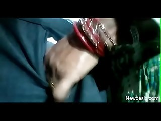 indian couple romance desi housewife give a nice hand job