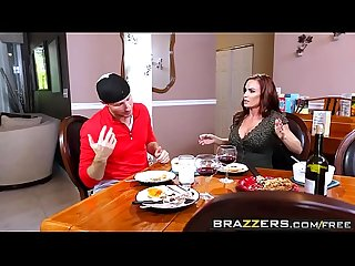 Brazzers mommy got boobs diamond fo and sean lawless midnight milk