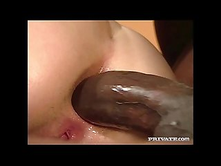 Patricia diamond 18th birthday with interracial anal