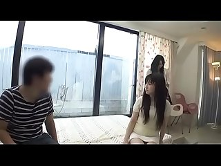 Perverted clients Fuck different Hot young Japanese teens in schoolgirl uniforms num 2
