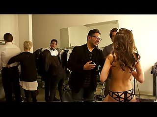 Emily ratajkowski super sexy gq turkey backstage