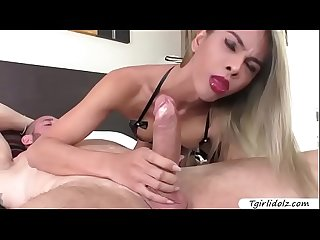Natural tits Tbabe Vivi Isobelle enjoys butt fucking