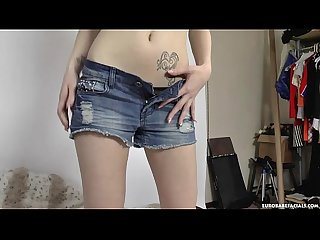 Bella claire sucks and fucks her way through audition