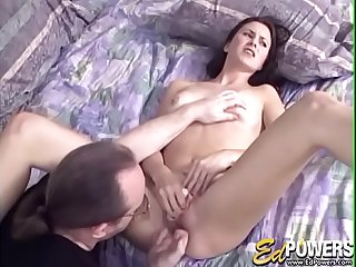 EDPOWERS - Beautiful Ashley Love auditions with big cock