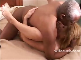 Old black men need white pussy too