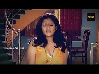 Neethu varma Aunty bgrade Actress sıcak video
