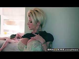 Brazzers - Moms in control - (Carolina Sweets, Joslyn James, Jake Adams)