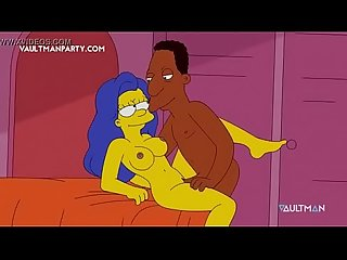 Os-Simpsons-Hentai-xxx-Marge-e-Carl