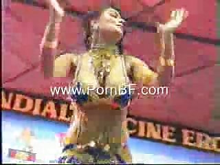Beautiful indian babe strips in very sexy and hot belly dance
