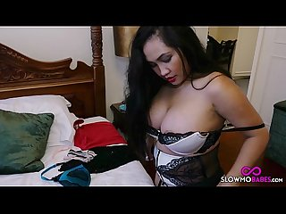 Amy latina bedroom jiggles big tits milf miss pinay asian babe