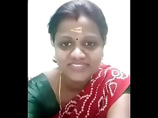Tamil Aunty hot show will help to make u cum