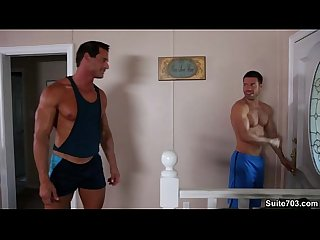Alex cox trstan jaxx get Hot after a nice jog excl