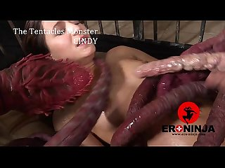 The tentacles monster cindy loarn