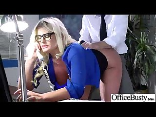 Naughty office girl lpar julie cash rpar with big melon tits love intercorse movie 12