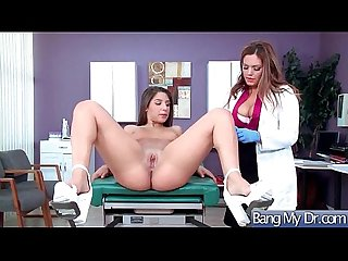 Hot kinky patient jasmeen lefleur abella danger seduced by doctor enjoy sex treatment clip 1