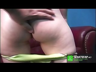 Amateur solo porn video boss offering to fuck and get the job