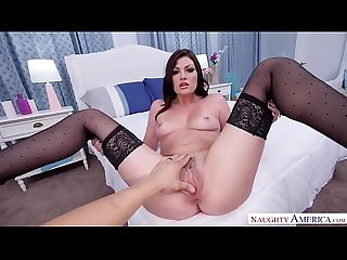 Naughty America - Horny Wife Jessica Rex Proves She's Not So Sweet & Innocent