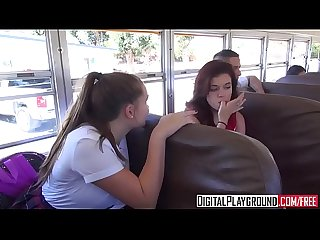 Digitalplayground lpar Jake jace comma Natalie monroe rpar the school Bus
