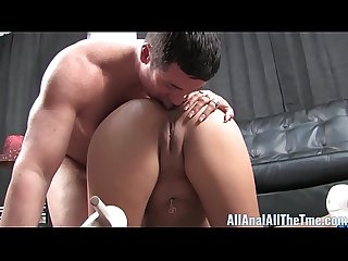 Ass master jynx maze takes anal creampie for allanal