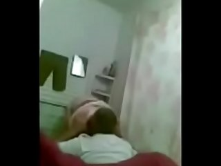 Arab father daughter hidden cam