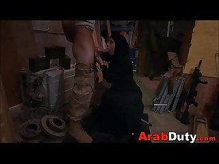 Arab teen prostitute filmed at soldier base