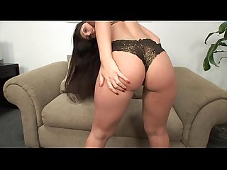 Big Ass Latina Loves Anal On The Couch