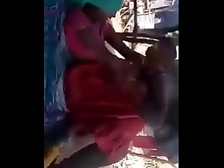 Indian girl and boys funny hot work place
