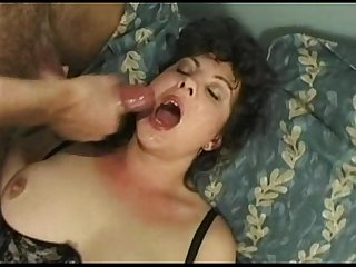 Hot german mature ride cock