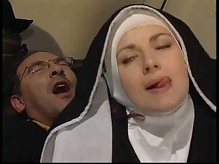 Sex in the convent jessica is a perverse nun