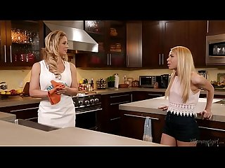 Cherie DeVille and Alina West Kitchen Adventure