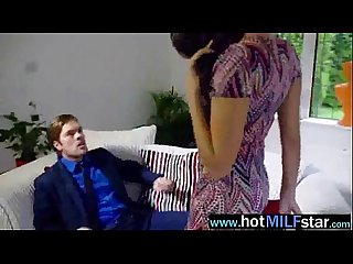 Hot Sex With Mature Lady Riding Big Cock clip-09