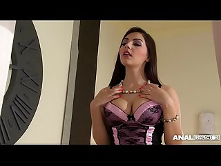 Anal addict Valentina Nappi DP Fantasy come True