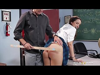 Brazzers naughty school girl dillion harper loves cock