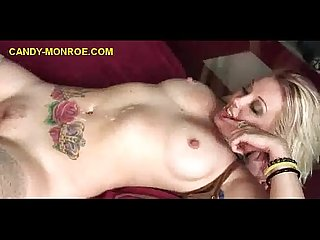 Cuckold Licks Black Jizz