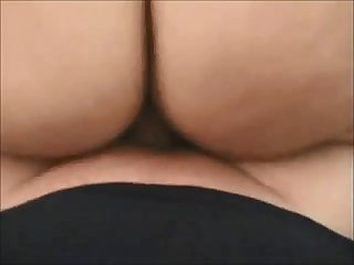 Amateur curvy Milf homemade anal