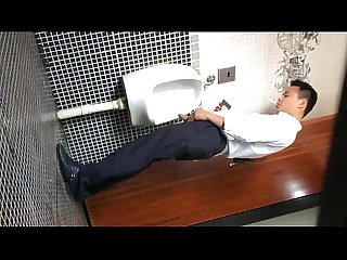 Cn men toilet spycam part3