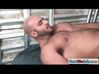 Young dude sucks bear 8 by hardonjob