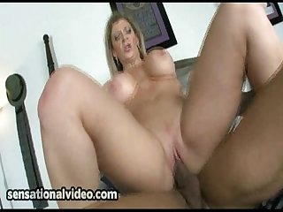 Busty pornstar sara jay sucks a huge latin cock
