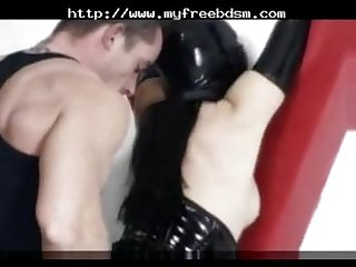 Alexd face to face part2 bdsm bondage slave femdom domination fetish sex video tub