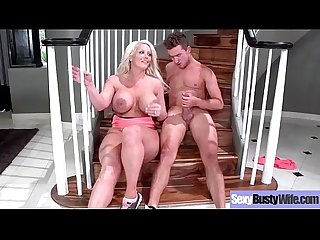 Sexy big tits mommy alura jenson enjoy hardcore sex action on tape mov 05