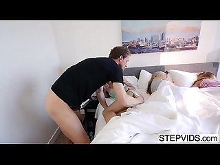 Hollie mack gets banged by üvey