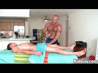Rubgay Ripe Ass Cumshot Massage