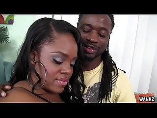 Wankz samone taylor enjoys working big black ass down monster cock