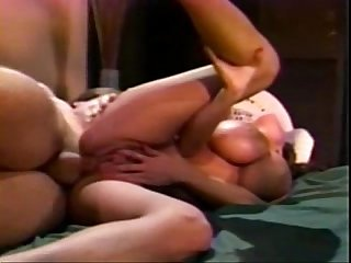 Heather lee gets fucked on bed